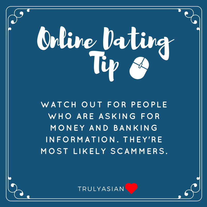 TrulyAsian online dating Safety Tips