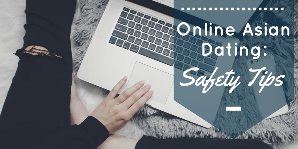 Online dating safety tips blog title