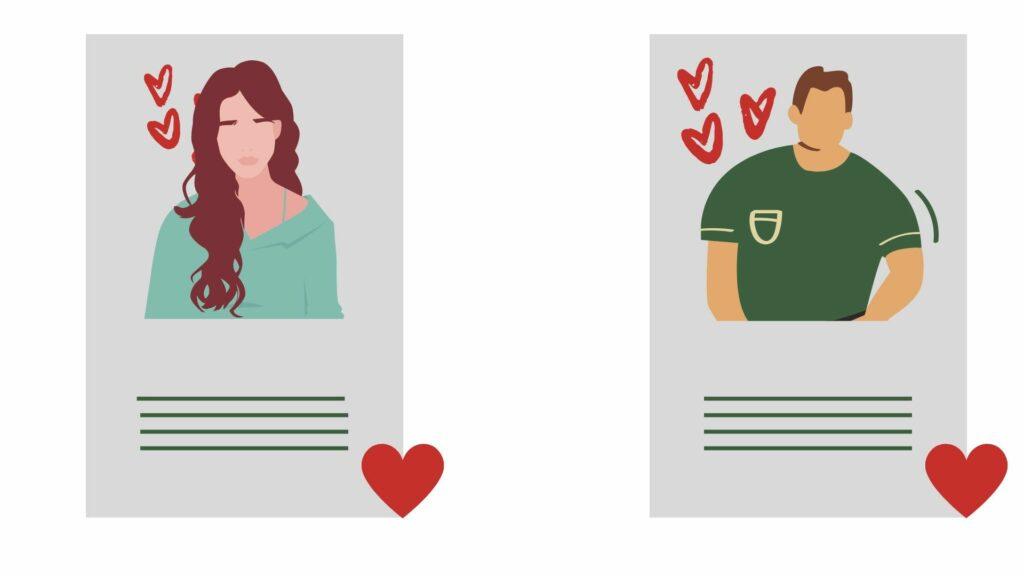 You took your dating profile for granted in online dating