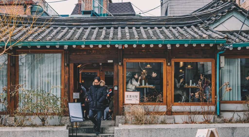 dating in south korea as a foreigner