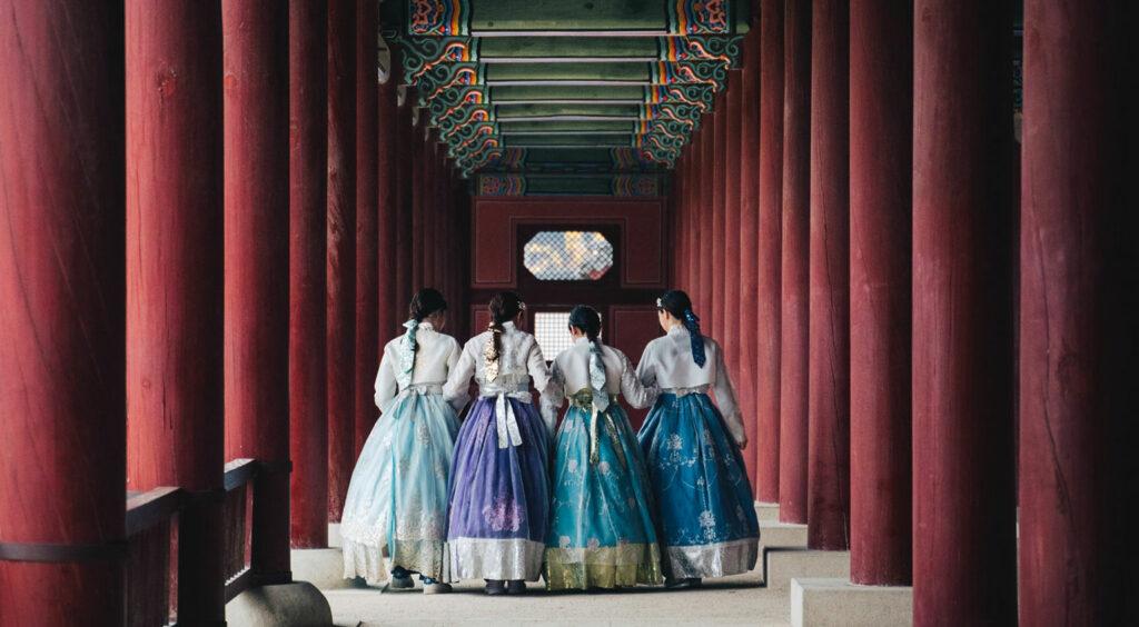 dating south korean women